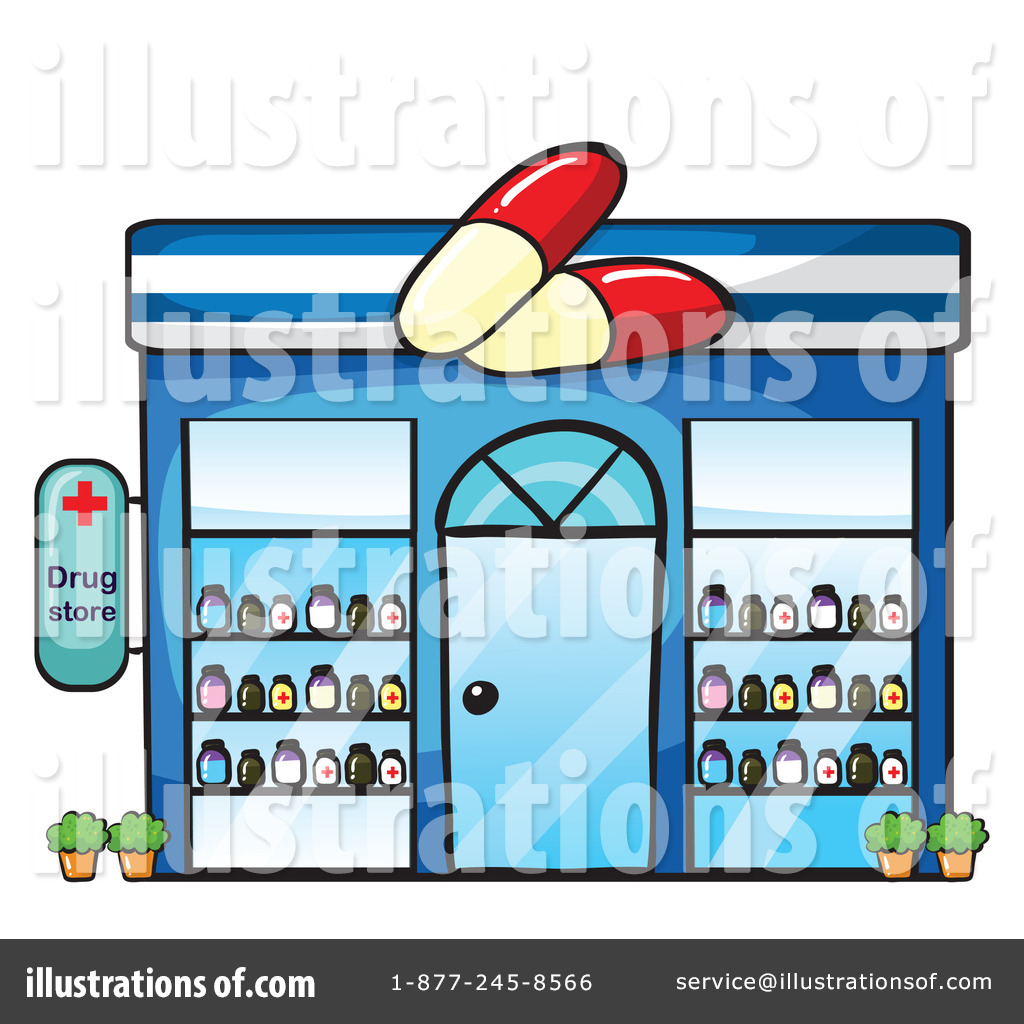 Pharmacy building clipart 6 » Clipart Station.