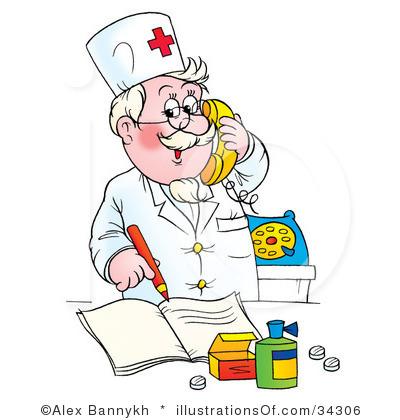 Pharmacy Clipart.