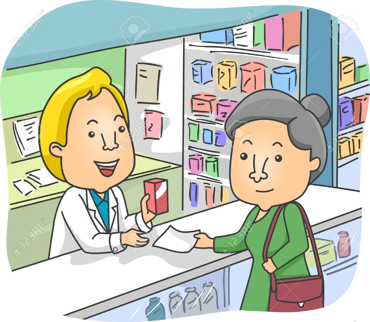 Pharmacy clipart 9 » Clipart Station.
