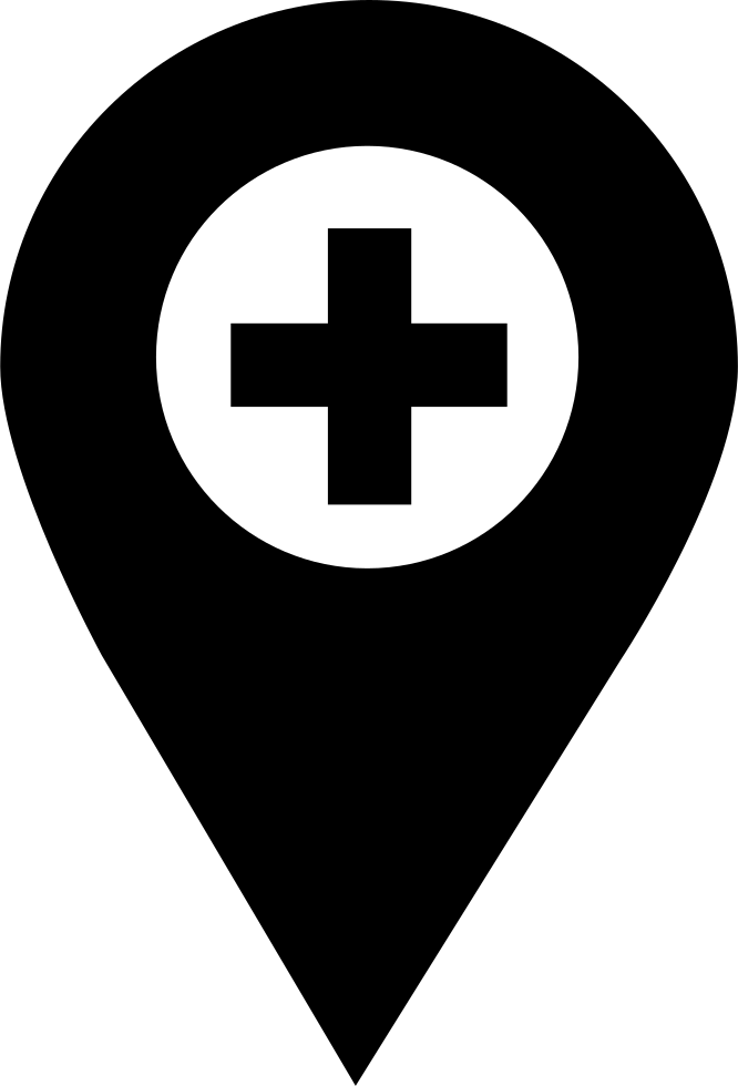 Pharmacy Location Pointer Svg Png Icon Free Download (#20729.