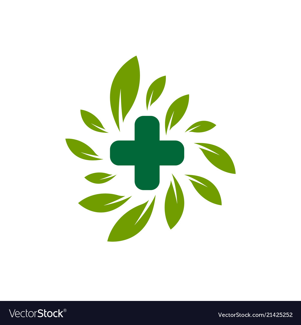 Medicine pharmacy logo.