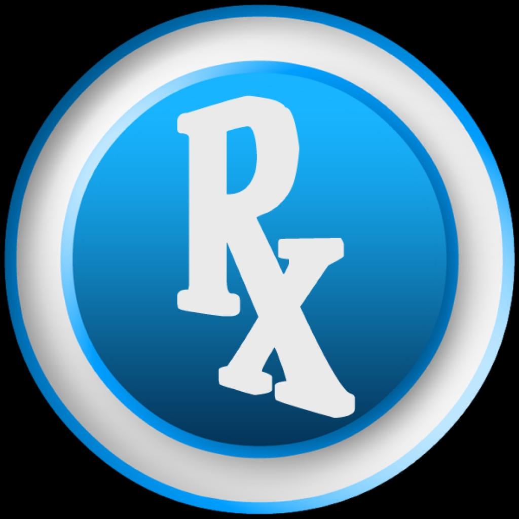 3d white rx pharmacist symbol clipart image ipharmd20 PNG pharmacy.