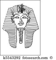 Pharaoh Clip Art Illustrations. 1,944 pharaoh clipart EPS vector.