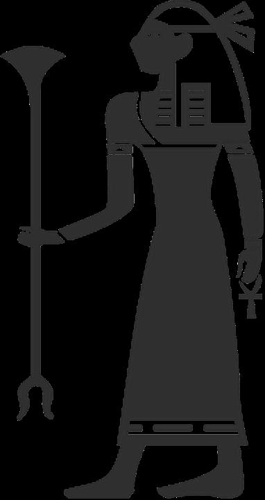 Free illustration: Pharaoh, Egyptian, Ancient, Egypt.