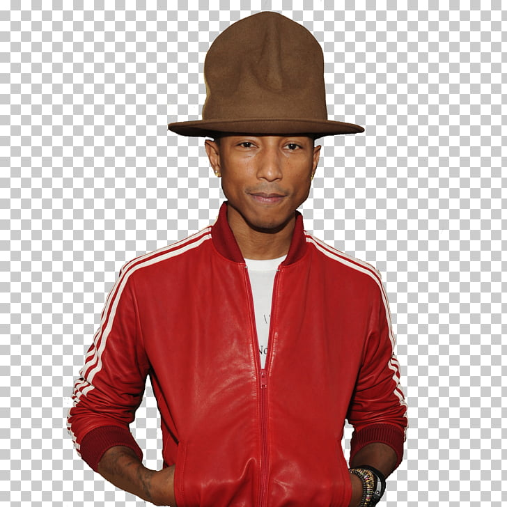 Pharrell Williams G I R L Frontin\' Artist, tom and jerry PNG.