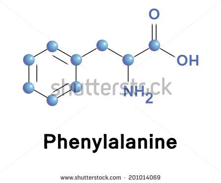 Phenylalanine Stock Photos, Royalty.