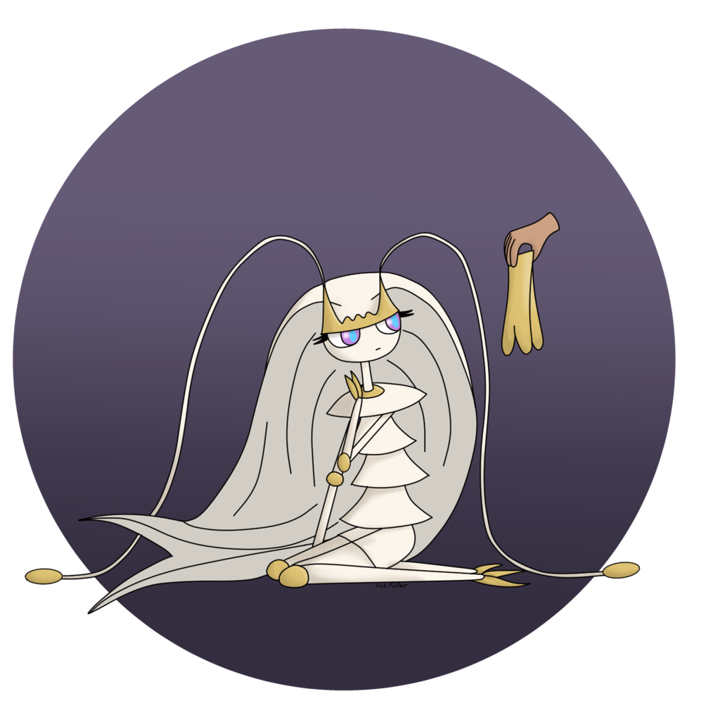 Caring For Your Pheromosa by Usa.