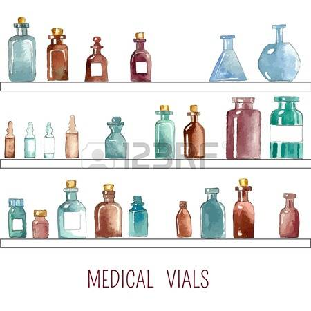 1,652 Phial Cliparts, Stock Vector And Royalty Free Phial.