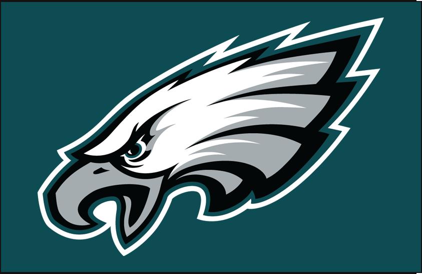 Philadelphia Eagles Primary Dark Logo.
