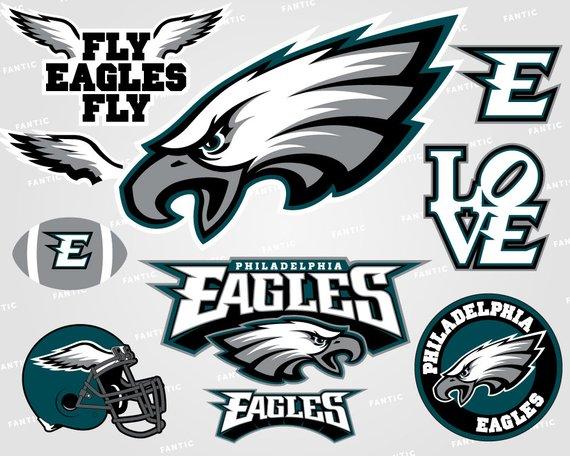 Eagles svg.