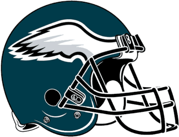 Philadelphia Eagles Clipart Helmet Clipart.