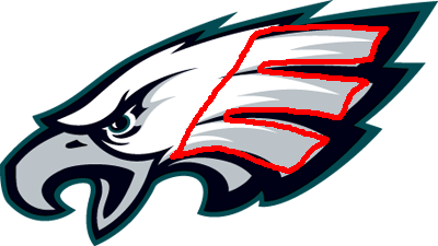 The reason why the Philadelphia Eagles logo is the only NFL.