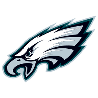 Philadelphia Eagles Logo transparent PNG.
