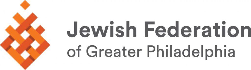 Jewish Federation Logos.