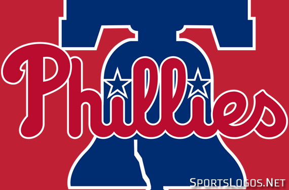 Philadelphia Phillies Unveil New Primary Logo.