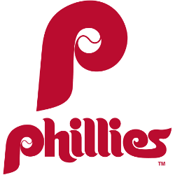 Philadelphia Phillies Primary Logo.