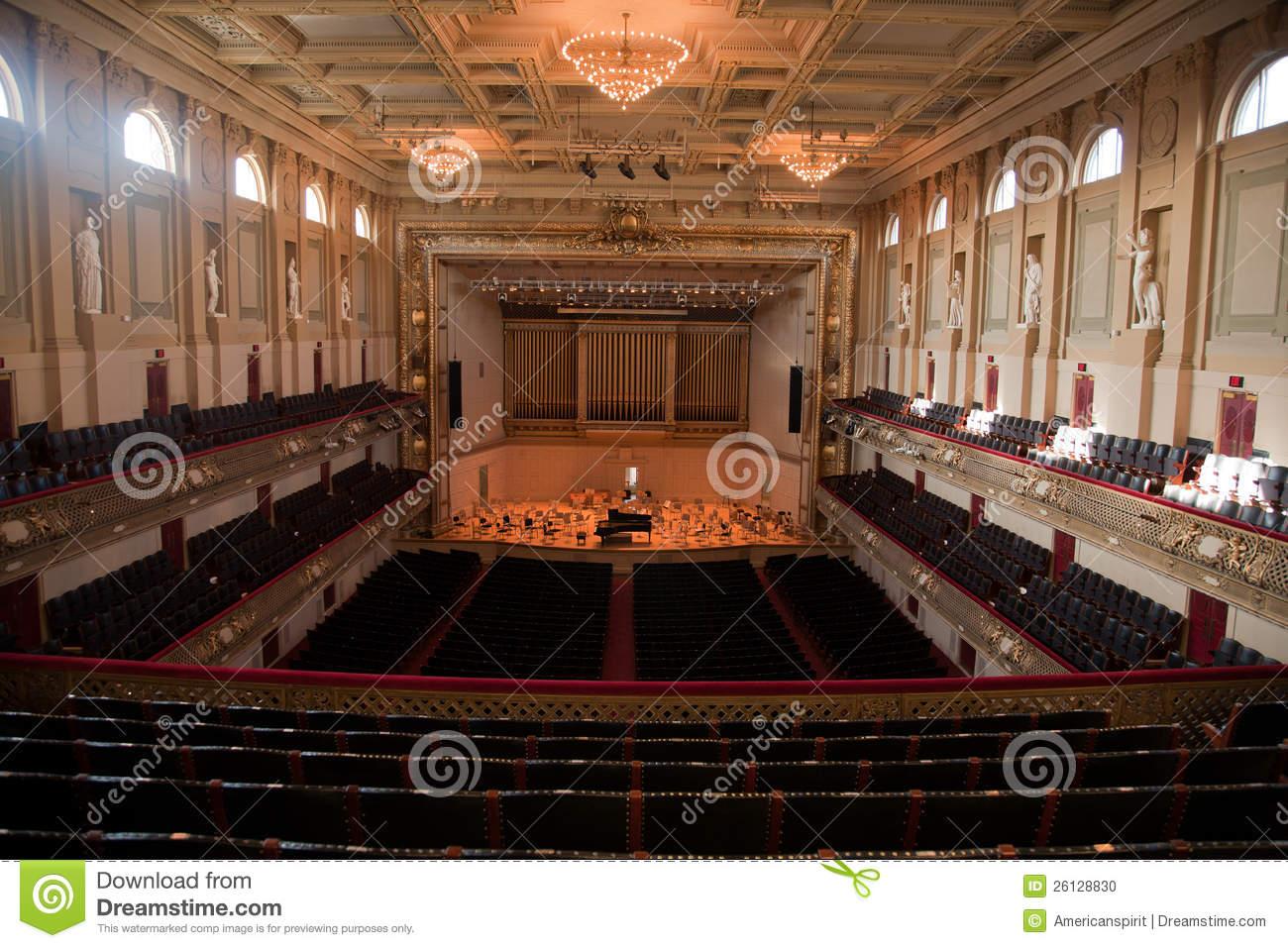 Boston Symphony Orchestra Clipart.