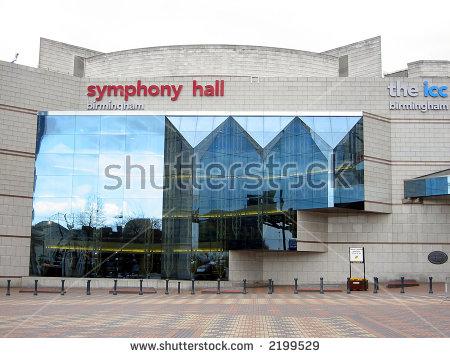 Symphony Hall Stock Photos, Royalty.