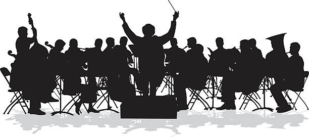 Symphony Clip Art, Vector Images & Illustrations.