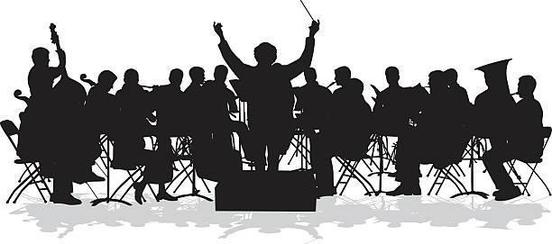 Symphony Clip Art, Vector Images & Illustrations.