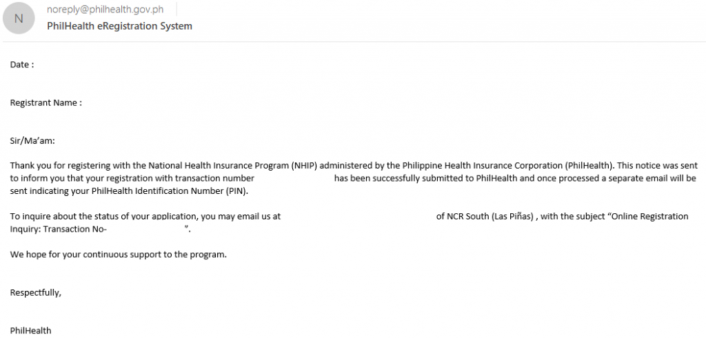 Getting your PhilHealth Number as a Fresh Graduate.