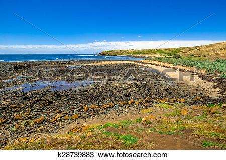 Stock Photo of Phillip Island k28739883.