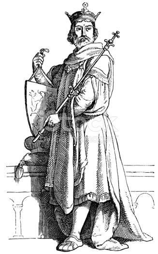 Philip Of Swabia stock vector art 158752274.