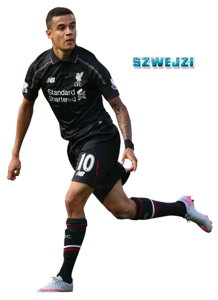 Coutinho liverpool clipart.