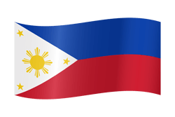 The Philippines flag clipart.