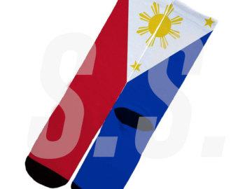 Philippines flag.
