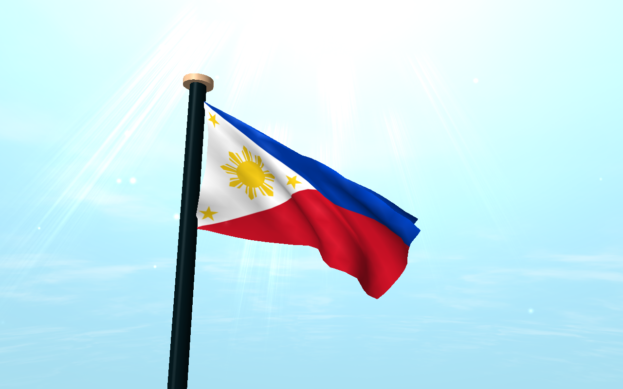Philippine Flag Hd Clipart.
