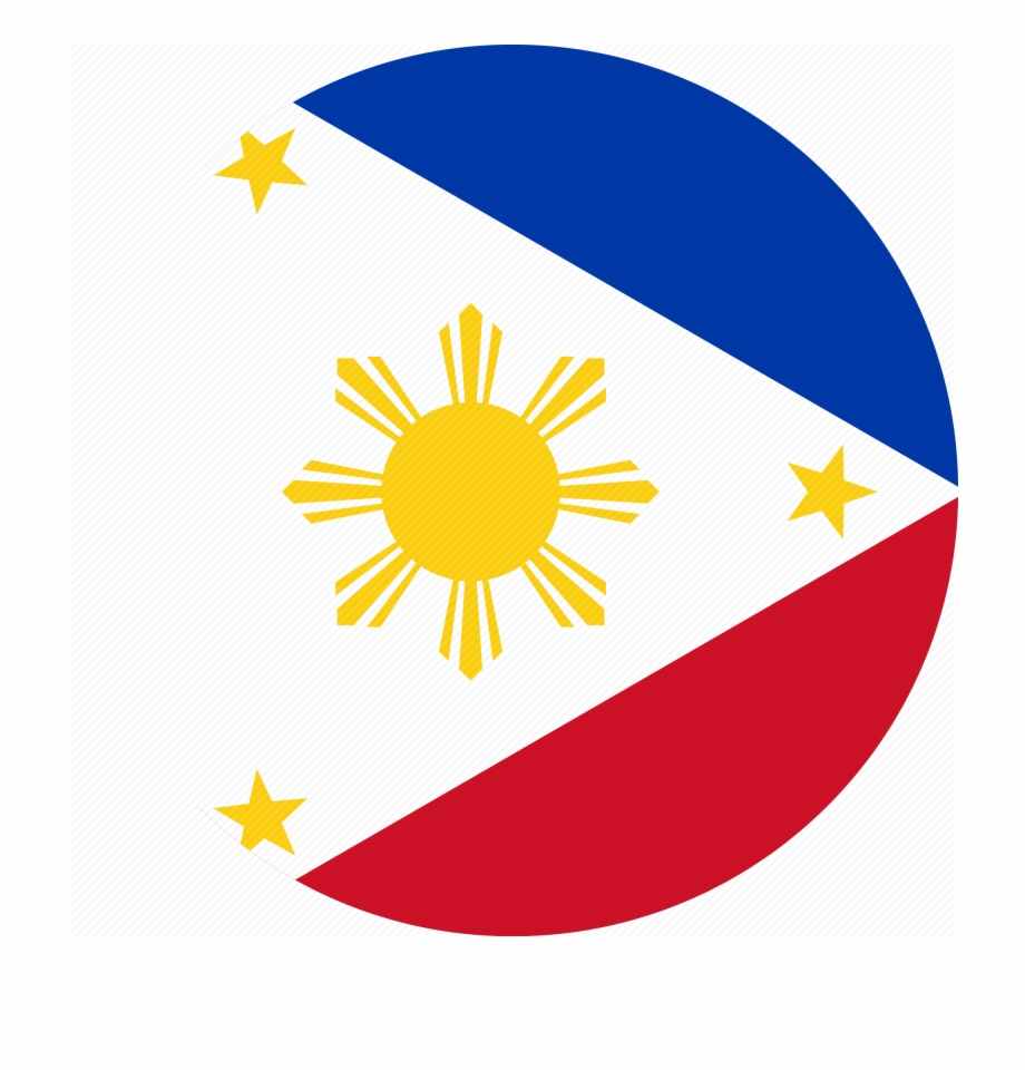 Philippine American Flag Logo.