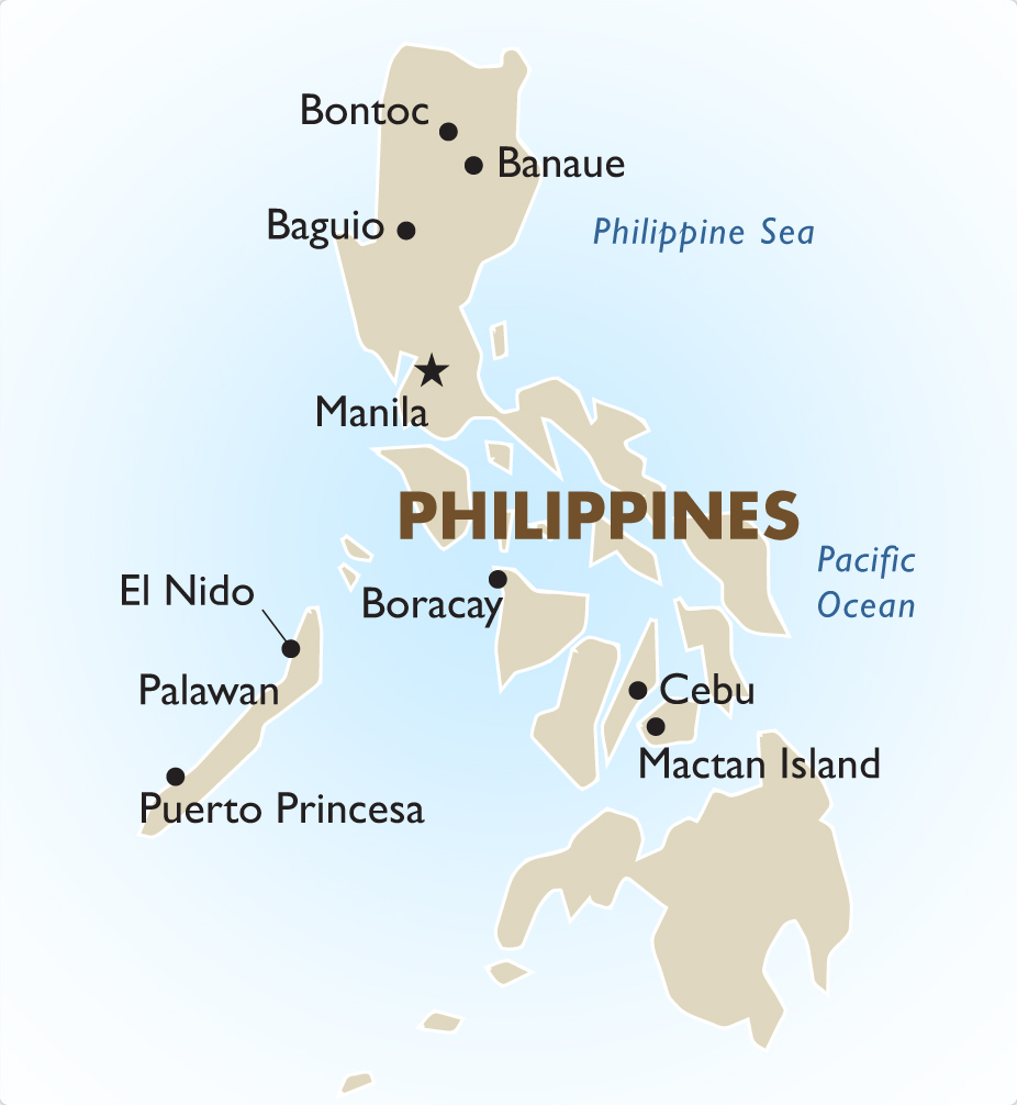 Philippines Vacation, Tours & Travel Packages.