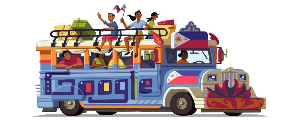 Philippine jeepney clipart » Clipart Portal.