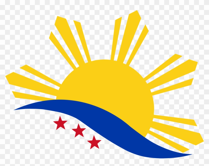 Philippine Flag Logo Png , Png Download.
