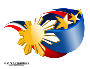 Flag Of The Philippines By Jsonn.