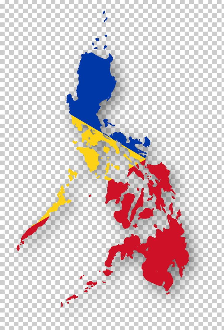 Flag Of The Philippines Map Flag Of The Philippines PNG.