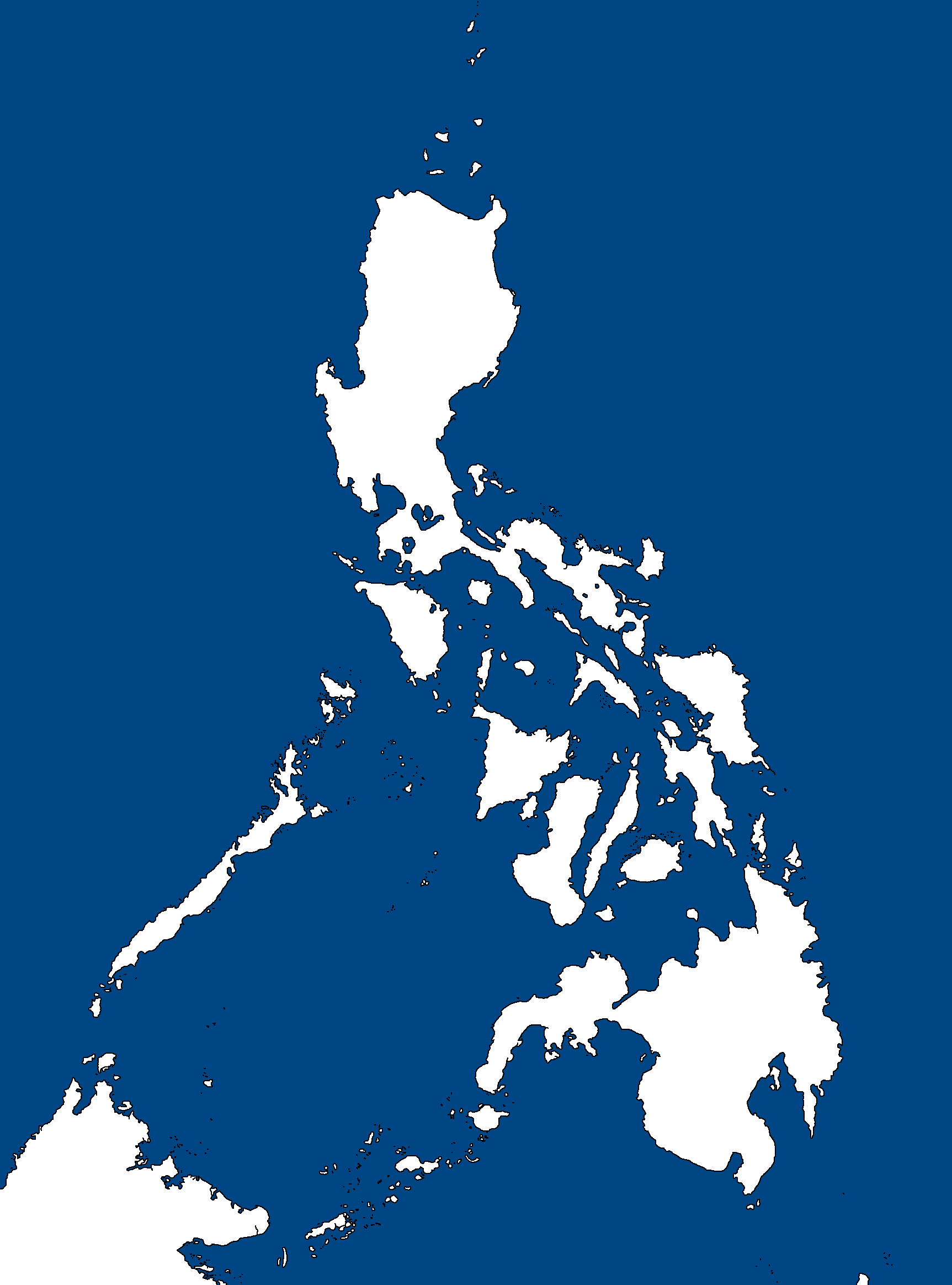 Philippines Map Png.