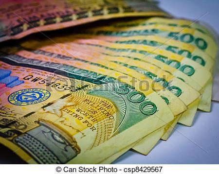 philippine money clipart #7
