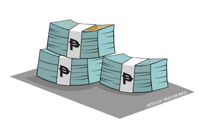 Peso Money Clipart.