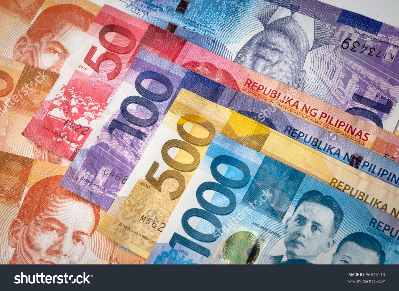 philippine money clipart #2