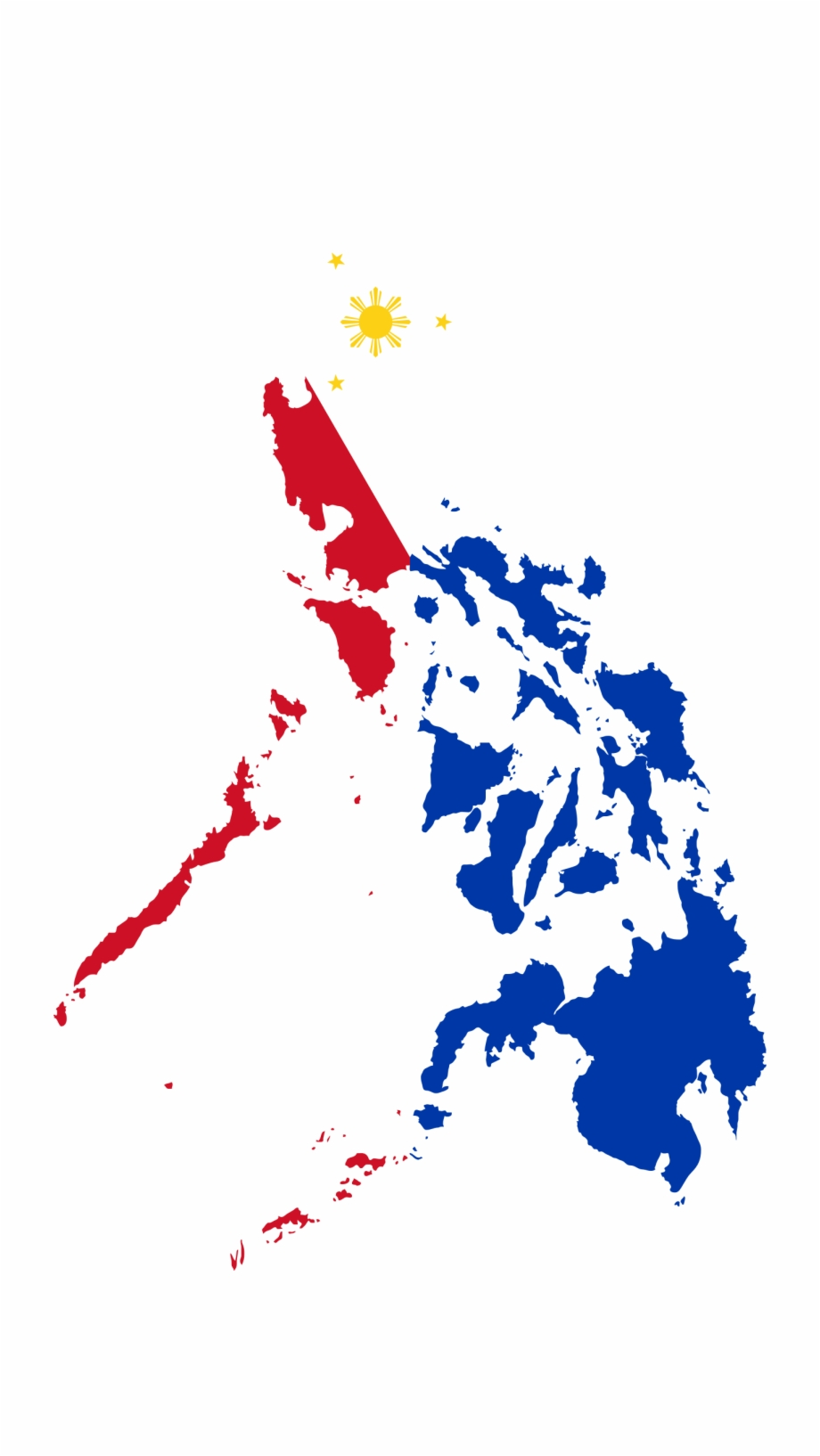 This Free Icons Png Design Of Philippines Map Flag.
