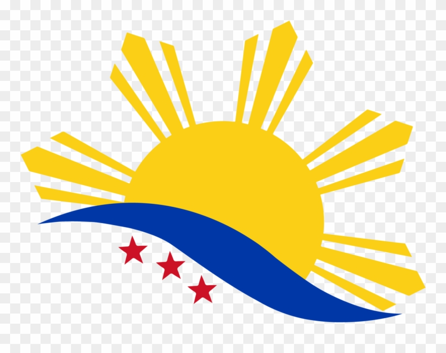 Philippine Flag Vector Png Clipart (#413797).