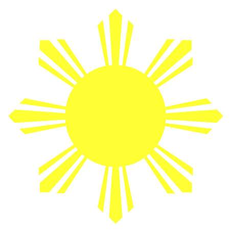 Philippine sun clipart » Clipart Station.