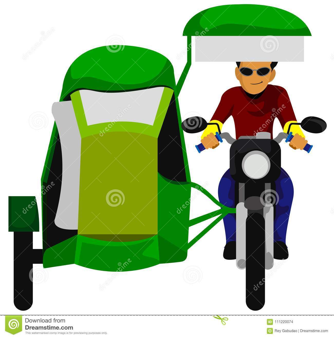 Philippine tricycle clipart 7 » Clipart Portal.