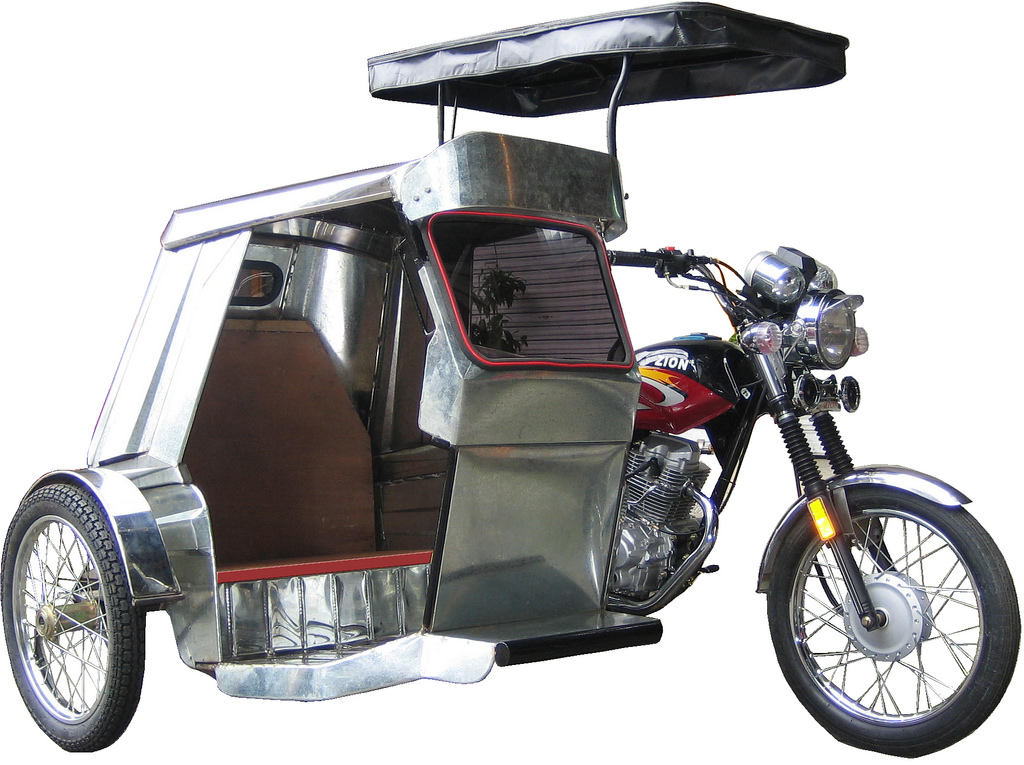 Philippine tricycle clipart 6 » Clipart Station.