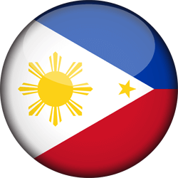 the Philippines flag vector.