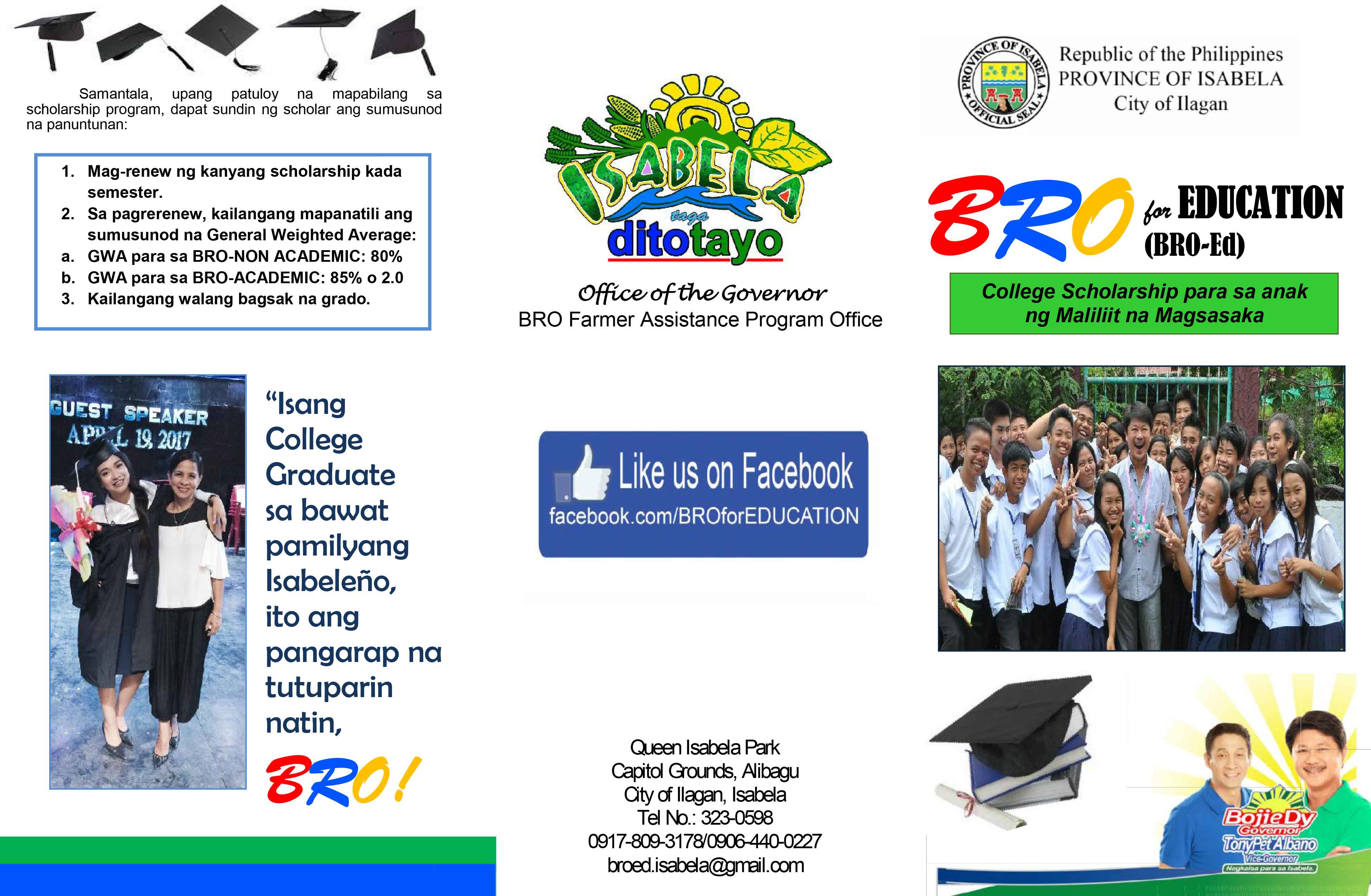 Official Website of the Province of Isabela.