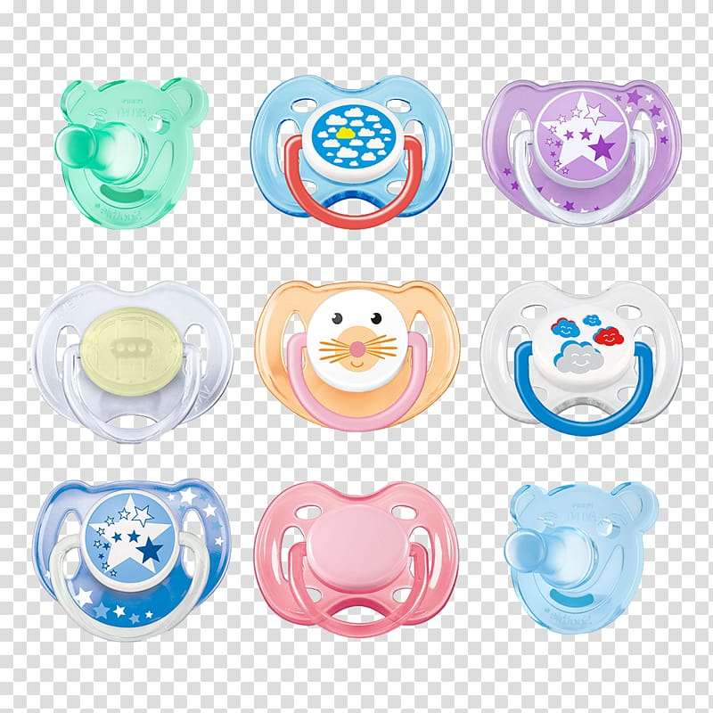 Pacifier Philips AVENT Infant Baby Bottles Canada, silicone.