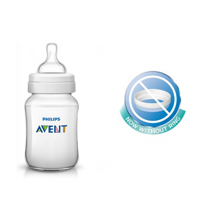 Philips Avent Classic Plus Bottle 260ml (9oz) Single Pack (1).